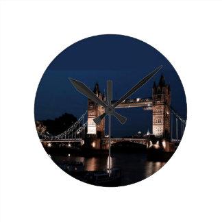 Puente de Londres Relojes De Pared