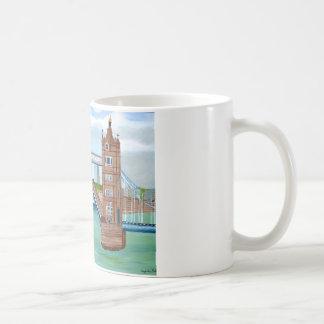 Puente de Londres Taza De Café