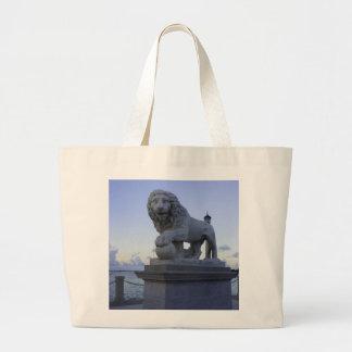 Puente de los leones bolsa de mano