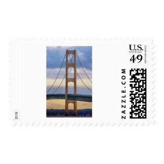 Puente de Mackinac 1083 Sello