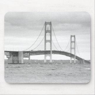 Puente de Mackinac Alfombrilla De Ratones