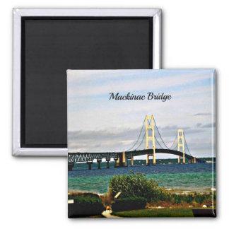 Puente de Mackinac, isla de Mackinac Imán