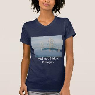 Puente de Mackinac, Michigan Playera