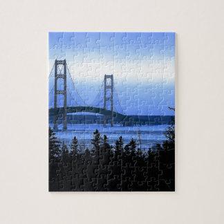 Puente de Mackinac Rompecabeza