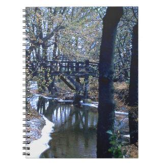 Puente de maderas libros de apuntes