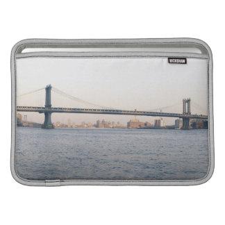 Puente de Manhattan Funda MacBook