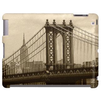 Puente de Manhattan Funda Para iPad