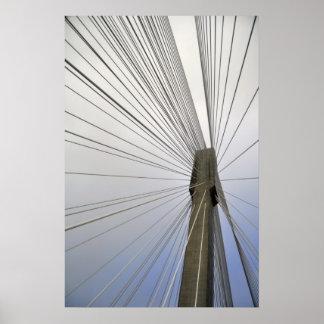 Puente de Mann del puerto Impresiones