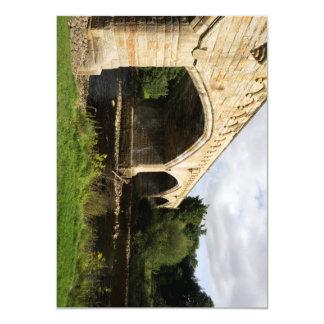 """Puente de Mercury, Richmond Invitación 4.5"""" X 6.25"""""""