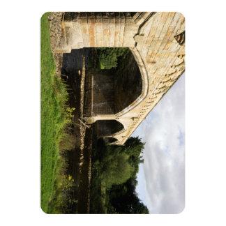 """Puente de Mercury, Richmond Invitación 5"""" X 7"""""""