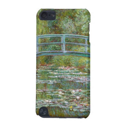 Puente de Monet sobre la charca Funda Para iPod Touch 5G
