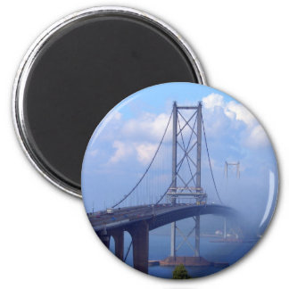 Puente de niebla imán redondo 5 cm