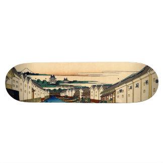 Puente de Nihonbashi en Edo Patines Personalizados