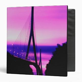 """Puente de Normandía, Le Havre, Francia 2 Carpeta 1 1/2"""""""