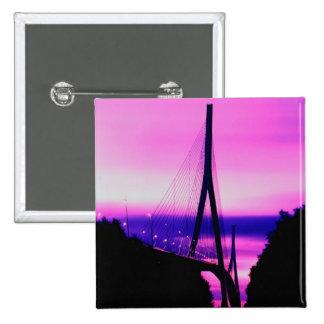 Puente de Normandía, Le Havre, Francia 2 Pin