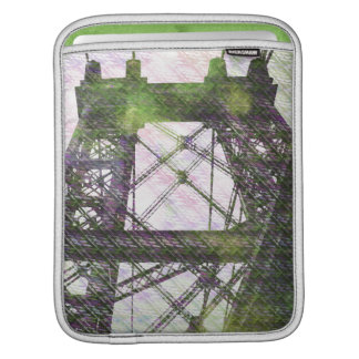 Puente de NYC Williamsburg patternized Manga De iPad