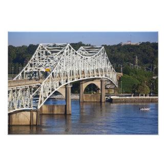 Puente de O'Neil en el río Tennessee, Florencia, Cojinete