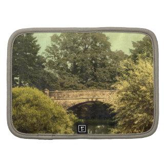 Puente de Penshurst, pozos de Tunbridge, Kent, Ing Organizador