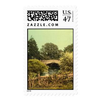 Puente de Penshurst, pozos de Tunbridge, Kent, Sellos Postales