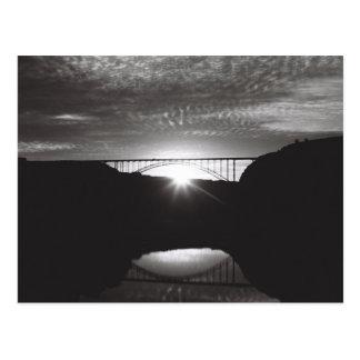 Puente de Perrine sobre el barranco del río Snake Postales
