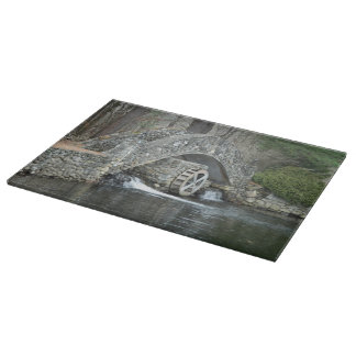 Puente de piedra de Nueva Inglaterra Tablas Para Cortar