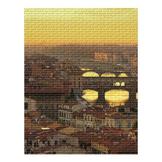 Puente de Ponte Vecchio Membretes Personalizados