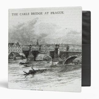 """Puente de Praga, a partir de la """"hora del ocio"""", 1"""