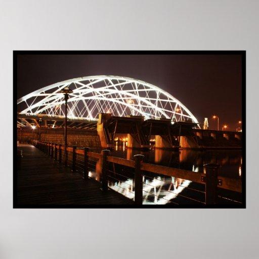 Puente de Providence Póster