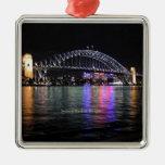 Puente de puerto de Sydney Adornos De Navidad