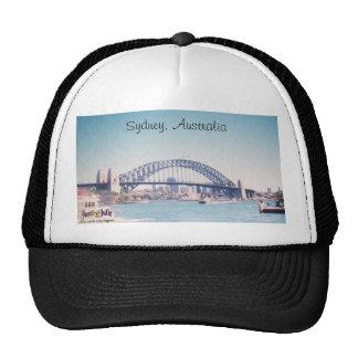 Puente de puerto de Sydney del gorra Australia