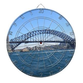Puente de puerto de Sydney Tablero Dardos