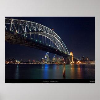 Puente de puerto de Sydney Impresiones
