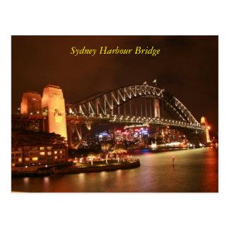 Puente de puerto de Sydney Postal