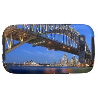 Puente de puerto de Sydney, teatro de la ópera de  Samsung Galaxy SIII Funda