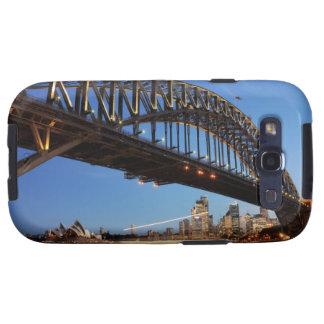 Puente de puerto de Sydney, teatro de la ópera de  Samsung Galaxy S3 Cobertura