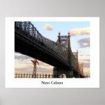 Puente de Queensboro Impresiones