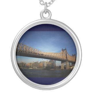 Puente de Queensboro, New York City Colgante Redondo