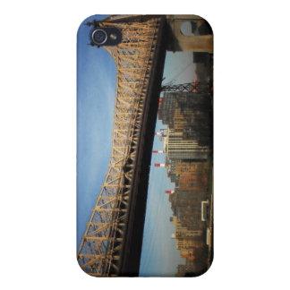 Puente de Queensboro, New York City iPhone 4 Protector