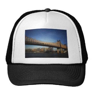 Puente de Queensboro, New York City Gorro De Camionero