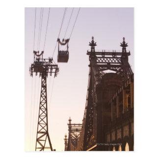 Puente de Queensboro Postales