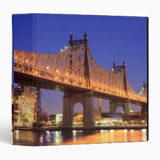 Puente de Queensboro y el East River