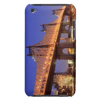 Puente de Queensboro y el East River Case-Mate iPod Touch Carcasa