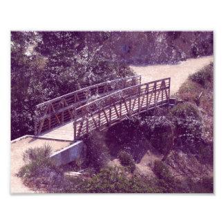 Puente de rastro del Hogback del estilo del Cojinete