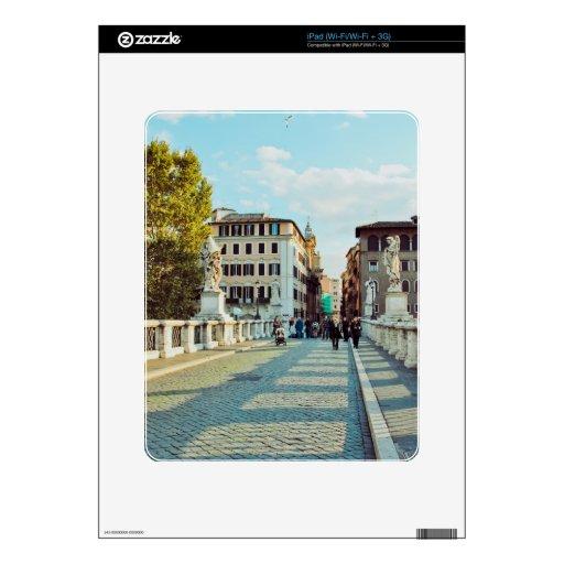 Puente de Roma iPad Skin