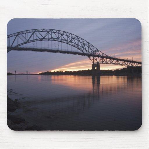 Puente de Sagamor sobre el canal de Cape Cod, Tapete De Ratones