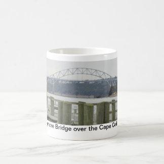 Puente de Sagamore de la taza de café del puerto d