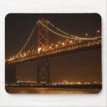 Puente de San Francisco Bay Alfombrilla De Raton