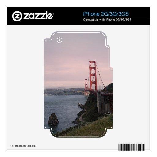 Puente de San Francisco Skins Para iPhone 3G