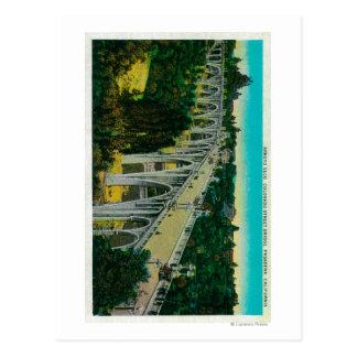 Puente de Seco del Arroyo, puente de la calle de Postal