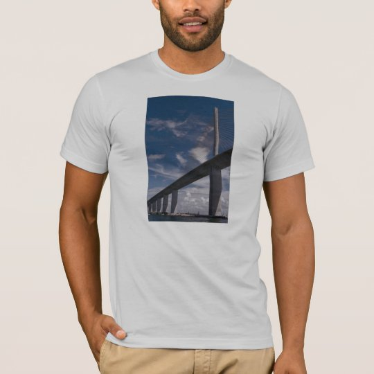 Puente de Skyway de la sol, Tampa Bay, la Florida, Playera